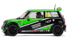 SCALEXTRIC 3743 BMW MINI COOPER S MINI CHALLENGE 2015