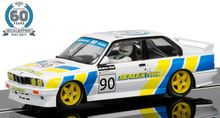 SCALEXTRIC 3829A ANNIVERSARY COLLECTION CAR NO. 3 1990S BMW E30 M3 L.D.