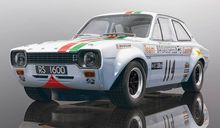 SCALEXTRIC 3924 FORD ESCORT MK1 TEAM CASTROL BRANDS HATCH 1971