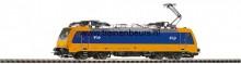 PIKO 59862-1 TRAXX F140 MS2 Blauw/geel NS NIEUW uitloop