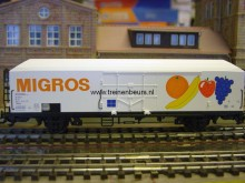 Märklin 4738 Migros koelwagen