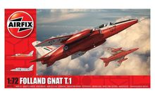 AF 02105 FOLLAND GNAT 1/72 (2/18) *