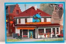 KIBRI 8706 Chinees restaurant Uitloop