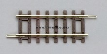 PIKO 55205 Rechte rail 62mm NIEUW
