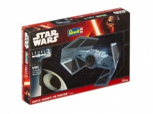 RE 03602 Star Wars Darth Vader's TIE fighter NIEUW 1:121