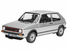 RE 07072 Auto's- Personen VW Golf 1 GTI NIEUW 1:24