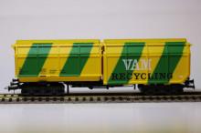 Roco 46228-2 NS VAM VAM compost groen/geel NIEUW uitloop