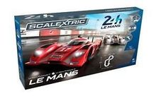 SCALEXTRIC 1368 SET LE MANS SPORTS CARS