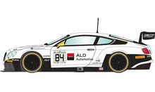 SCALEXTRIC 3714 BENTLEY CONTINENTAL GT3