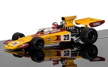 SCALEXTRIC 3833A LEGENDS LOTUS 72 GUNSTON 1974 IAN SCHECKTER L.D.