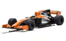 SCALEXTRIC 3956 2017 MCLAREN FORMULA 1 CAR ALONSO