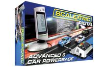 SCALEXTRIC 7042 SCALEXTRIC DIGITAL ADVANCED 6 CAR POWERBASE