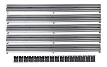 SCALEXTRIC 8212 SCALEXTRIC BARRIERS & CLIPS