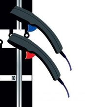 SCALEXTRIC 8440 ANALOGUE HAND CONTROLLER