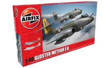 AF 09182 GLOSTER METEOR F8