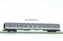 FL 8117 Sneltrein Rijtuig 2e klasse lila/grijs NIEUW