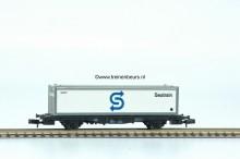 FL 8240-G Container Containerwagon 40ft Seatrain gebruikt goede staat