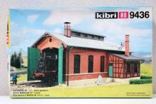 KIBRI 9436 Locomotiefloods Uitloop