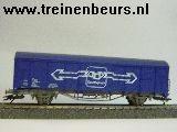 Ma 4832 u Goederenwagens Bahn express