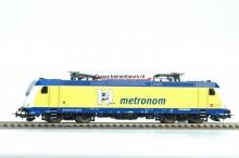 PIKO 59145 E-lok serie 185.2 Metronom NIEUW