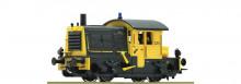 """Roco 72796 NS Diesel 325 'SIK"""" geel/grijs nummer 325 NIEUW uitloop"""