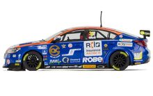 SCALEXTRIC 3736 BTCC MG6 JACK GOFF BRANDS HATCH 2015