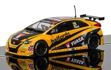 SCALEXTRIC 3861 BTCC HONDA CIVIC TYPE R MATT NEAL