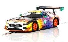 SCALEXTRIC 3941 MERCEDES AMG GT3 2017 SUNENERGY1 RACING DAYTONA