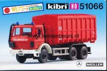 KIBRI 51066 U Mercedes FEUERWEHJR Brandweer