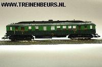 Ma 3426 u Lokomotieven~ Railbus Belgische spoorwegen- groen