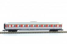 FL 8183-1G Sneltrein Zilver/rood 1e klasse gebruikt goede staat