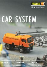 FALLER 191599EX PROSPEKT CAR-SYSTEM (GB)