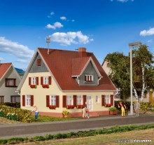 KIBRI 38713 H0 Wohnhaus Amselweg