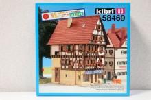 KIBRI 58469 Vakwerkhuis Uitloop