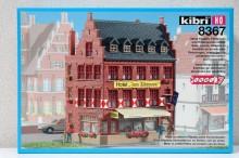 KIBRI 8367 Hotel (trapgevel) Uitloop