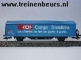 Ma 4735 u Goederenwagens Cargo Domizel SBB