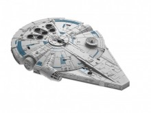 RE 06767 Star Wars Millennium Falcon Build&play NIEUW 1:164