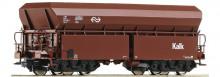 Roco 67792 NS Zelflosser Bruin met NS logo Fals-Z (2) NIEUW uitloop