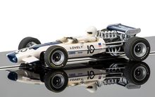 SCALEXTRIC 3707 LOTUS 49 PETE LOVELY 1970