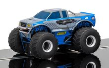 SCALEXTRIC 3835 TEAM MONSTER TRUCK PREDATOR BLUE