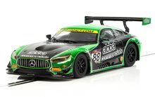 SCALEXTRIC 3942 MERCEDES AMG GT3 2017 TEAM ABBA RACING