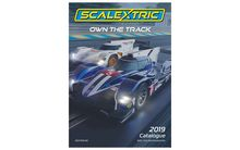 SCALEXTRIC 8184 SCALEXTRIC 2019 CATALOGUE (1/19) *