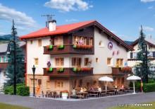 KIBRI 38827 H0 Hotel Baeren