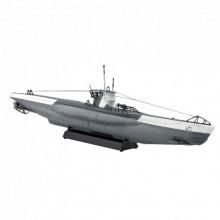 REVELL 05093 Onderzeeërs U-boot type VII C 1:350