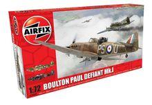 AF 02069 BOULTON PAUL DEFIANT