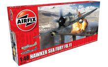 AF 06105 HAWKER SEA FURY FB.II 1:48 (2/18) *