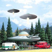 BUSCH 1010 UFO H0 NIEUW