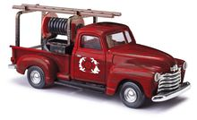 BUSCH 48238 CHEVROLET PICK-UP FIREDEPART (5/19) * NIEUW
