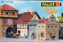 FALLER 131292 U Drie winkels