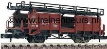 FL 8224-G Autotransport Autotransporter zonder voertuigen gebruikt goede staat